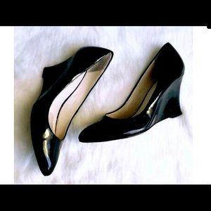 Jones patent leather shoes